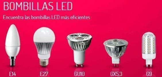 Electricista en c diz iluminaci n led - Como instalar lamparas led ...